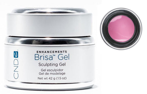 CND - Brisa Sculpting Gel - Pure Pink (Sheer) 1.5oz