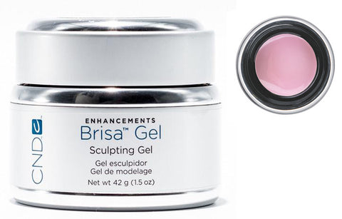 CND - Brisa Sculpting Gel - Warm Pink (Semi Sheer) 1.5oz