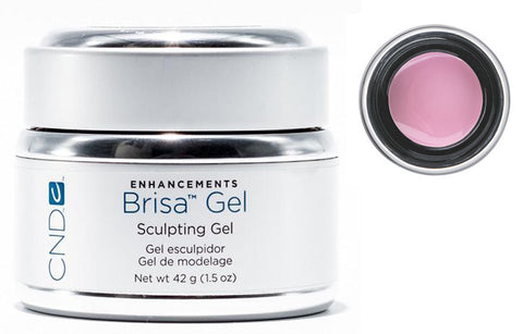 CND - Brisa Sculpting Gel - Neutral Pink (Semi Sheer) 1.5oz