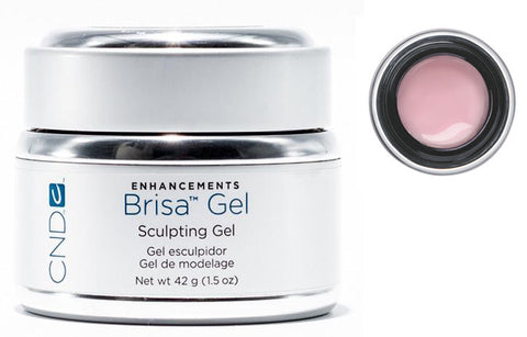 CND - Brisa Sculpting Gel - Warm Pink (Opaque) 1.5oz