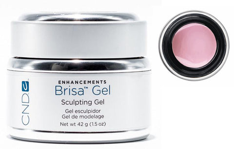 CND - Brisa Sculpting Gel - Neutral Pink (Opaque) 1.5oz