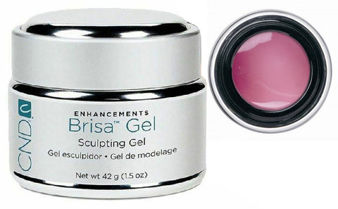 CND - Brisa Sculpting Gel - Cool Pink (Semi-Sheer) 1.5oz