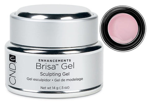 CND - Brisa Sculpting Gel - Cool Pink (Opaque) 1.5oz