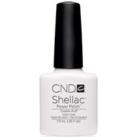 CND - 108 Cream Puff (Shellac)