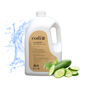 Codi - Hand & Body Lotion - Cucumber 128oz(gal)