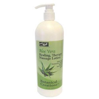 ProNail Massage Lotion - Aloe Vera  32oz