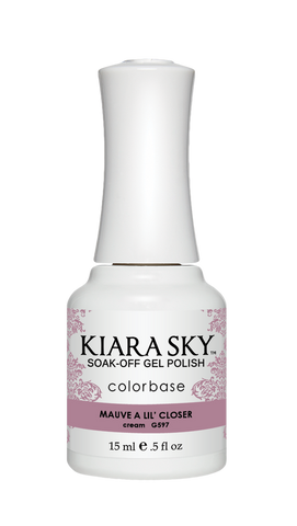 Kiara Sky - 597 Mauve a Lil' Closer (Gel)