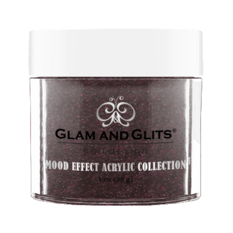 Glam And Glits - Mood Acrylic Powder - ME1021 Diva In Distress 1oz
