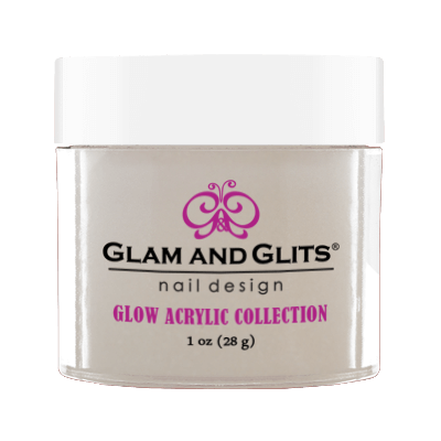 Glam And Glits - Glow Acrylic Powder - GL2001 Illuminate My Love 1oz