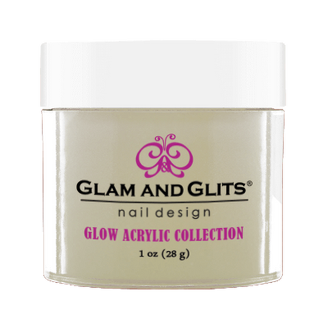 Glam And Glits - Glow Acrylic Powder - GL2002 De-Lighted 1oz