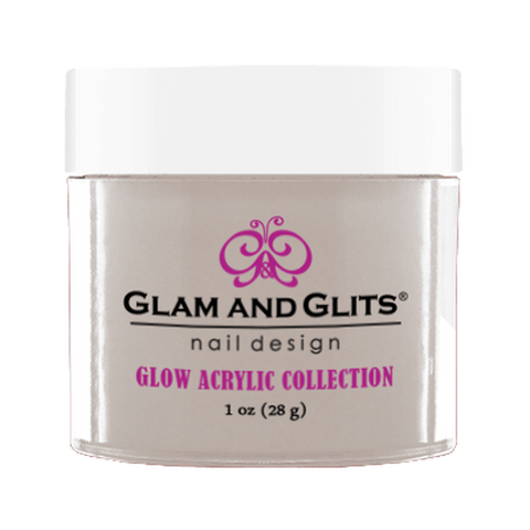 Glam And Glits - Glow Acrylic Powder - GL2003 Luminous Skies 1oz