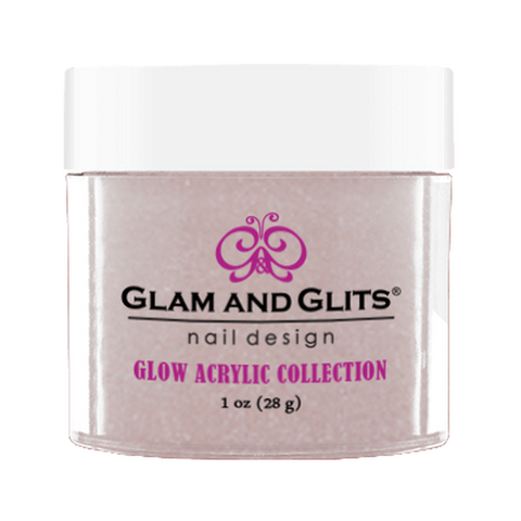 Glam And Glits - Glow Acrylic Powder - Gl2004 Mono-Cute-Matic 1oz