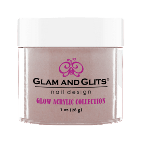 Glam And Glits - Glow Acrylic Powder - GL2006 Con-Style-Ation 1oz