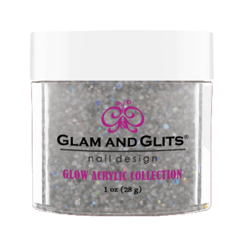 Glam And Glits - Glow Acrylic Powder - GL2016 Halo 1oz