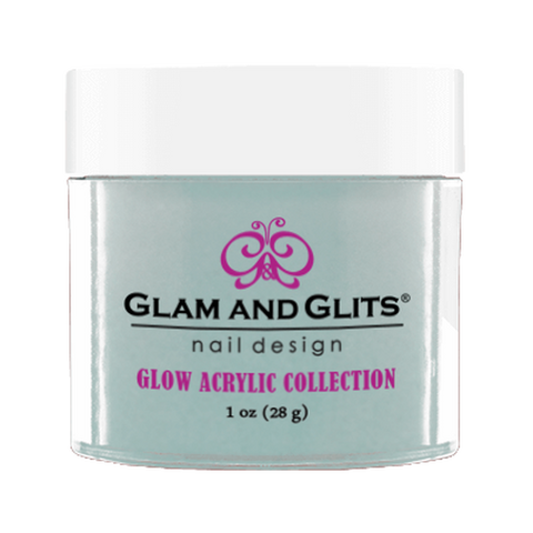 Glam And Glits - Glow Acrylic Powder - GL2017 Carpe Diem 1oz
