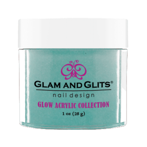 Glam And Glits - Glow Acrylic Powder - GL2018 Dawn Of Me 1oz