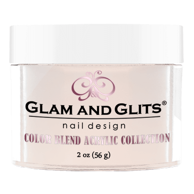 Glam And Glits - Color Blend Acrylic Powder - BL3005 In The Nude