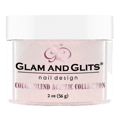 Glam And Glits - Color Blend Acrylic Powder - BL3014 Prima Ballerian