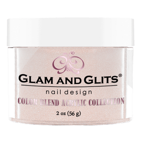 Glam And Glits - Color Blend Acrylic Powder - BL3016 Nuts For You