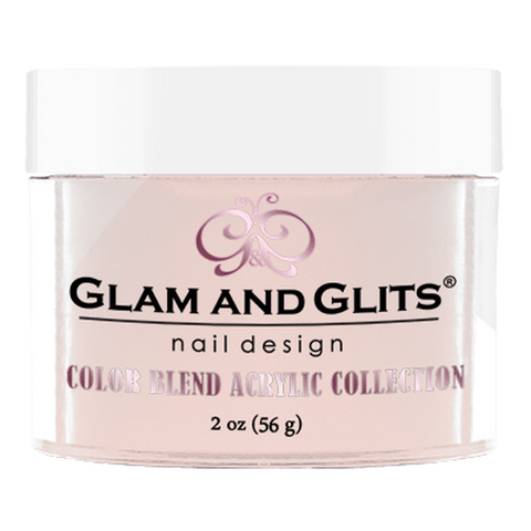 Glam And Glits - Color Blend Acrylic Powder - BL3018 Pinky Promise