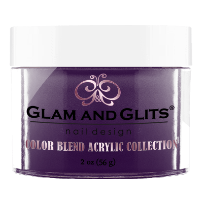Glam And Glits - Color Blend Acrylic Powder - BL3039 Ready To Mingle 2oz