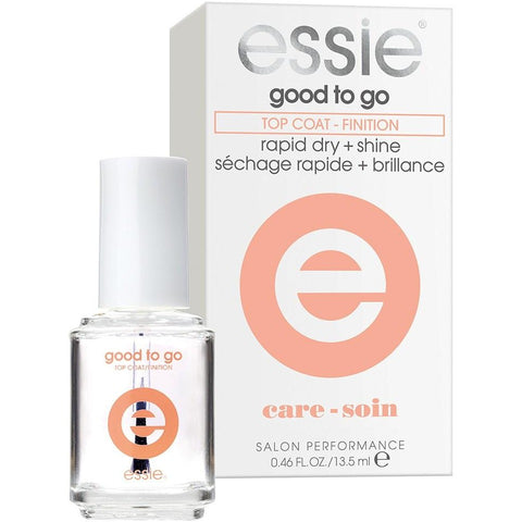 Essie Good To Go Top Coat + Finition