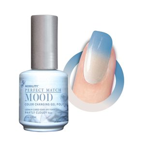 Lechat Mood Gel Polish - DWML02 Partly Cloudy