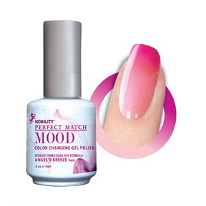 Lechat Mood Gel Polish - DWML04 Angel's Breeze
