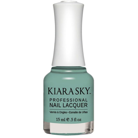 Kiara Sky - 0493 The Real Teal  (Polish)