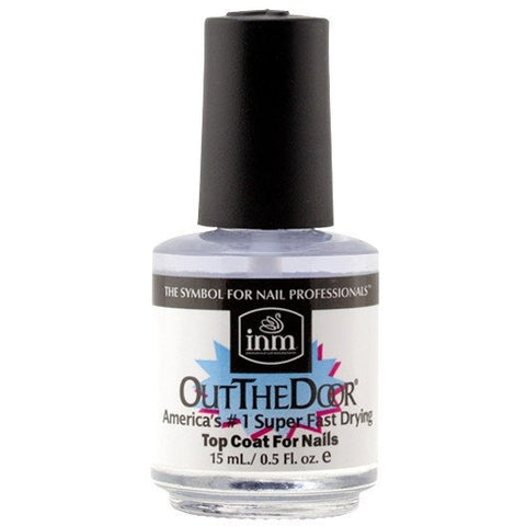 INM - Out The Door Top Coat .5oz