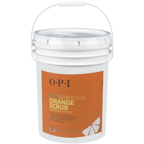 OPI Pedi Essentials Sugar Scrub 5Gal - Orange
