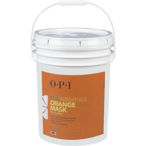 OPI Pedi Essentials Clay Mask 5Gal - Orange