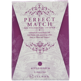 Lechat - Perfect Match - #131 WILD BERRY .5oz(Set)