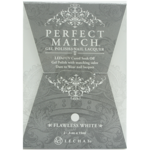 Lechat Perfect Match PMS007 FLAWLESS WHITE
