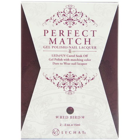 Lechat Perfect Match PMS033 RED BIRD