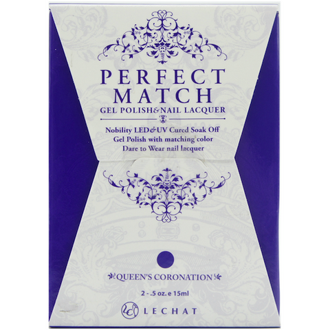 Lechat Perfect Match PMS073 QUEENS CORONATION