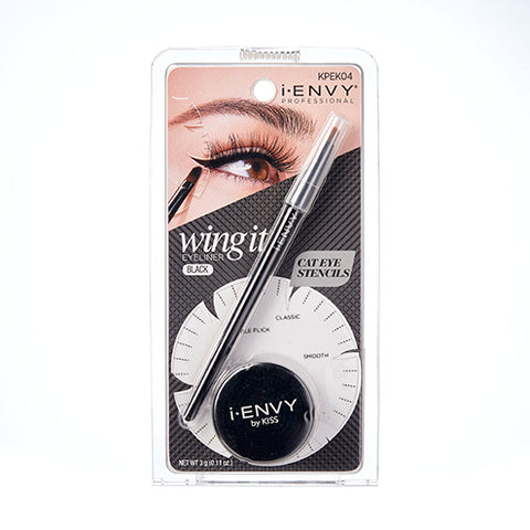 i•ENVY Professional - Wing it Eyeliner Kit