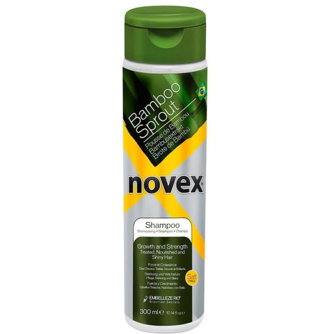Novex Bamboo Sprout Shampoo 300ml/ 10.1oz