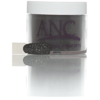ANC DIP Powder 1 oz -#102 Black Glitter