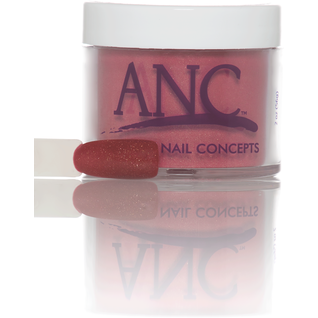 ANC DIP Powder - #058 Metallic Dark Red 1oz