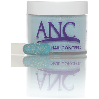 ANC DIP Powder - #067 Aqua Glitter 1oz