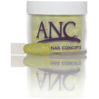 ANC DIP Powder - #068 Yellow Glitter 1oz