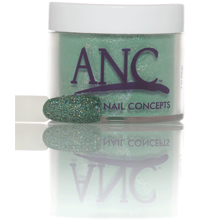 ANC DIP Powder - #070 Deep Green Glitter 1oz
