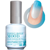 Lechat Mood Gel Polish - DWML21 Angelic Dreams