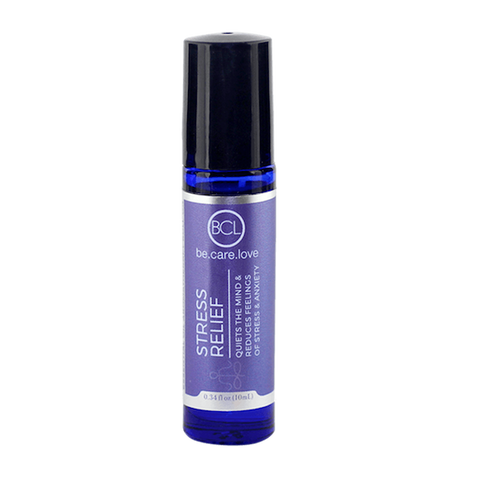 BCL Essential Roll-On Oil - Stress Relief