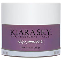 Kiara Sky Dip Powder - D410 CHINCHILLA