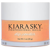 Kiara Sky Dip Powder - D418 SON OF A PEACH
