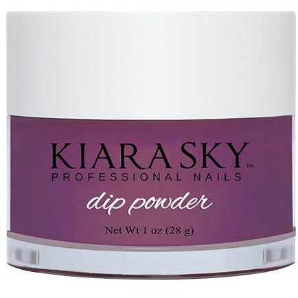 Kiara Sky Dip Powder - D445 GRAPE YOUR ATTENTION