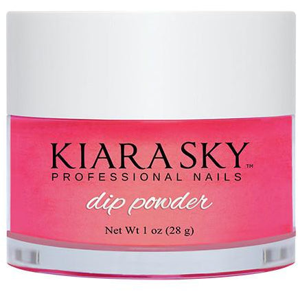 Kiara Sky Dip Powder - D446 DON'T PINK ABOUT IT