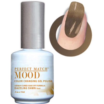 Lechat Mood Gel Polish - DWML15 Dazzling Dawn